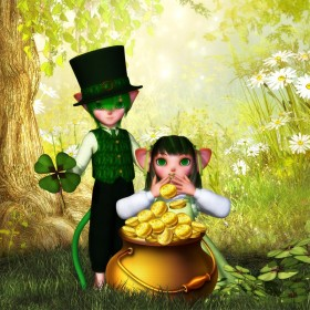 Saint Patrick's Day Theme Images