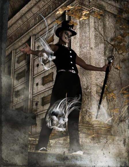 Qualifying items used - Shadow Man Outfit for Genesis 2 Male(s)by Shox-Design.
