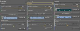 Advanced Skin Material Settings for Daz Studio Octane