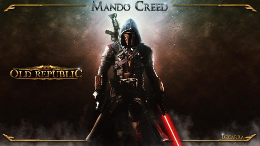 Based on a mixture of the iconic Assassin's Creed Mythology and the popular bounty hunters of Star Wars*, the character of Mando Creed is a formidable warrior who will follow the Order's mandate to ensure galactic peace.