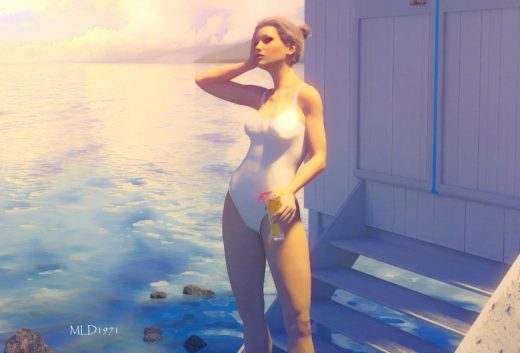 Qualifying item:  One Piece Bathing Suit for Genesis 3 Female(s)